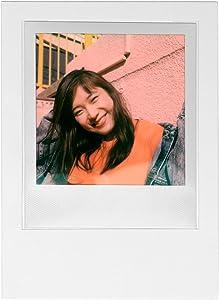 Polaroid Originals 4755 - Paquete de 8 Postales instantáneas Individuales, Color Blanco
