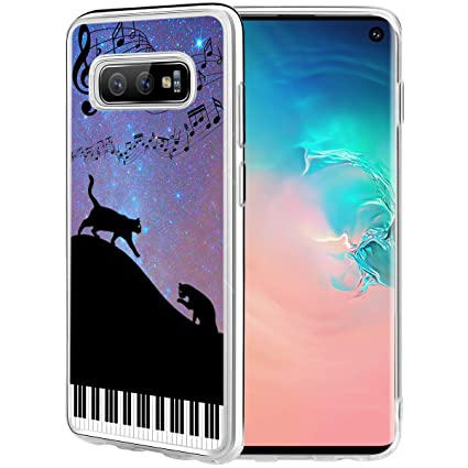 Amazon.com: Watercolor - Funda para Samsung Galaxy S10E ...