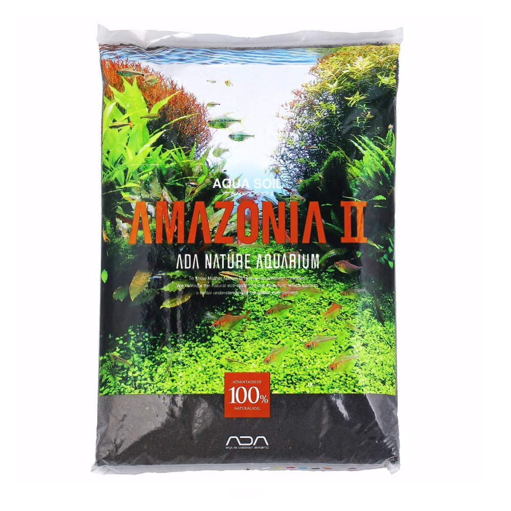 ADA Aqua Soil Amazonia II Normal Type (9L) by Aqua Design Amano