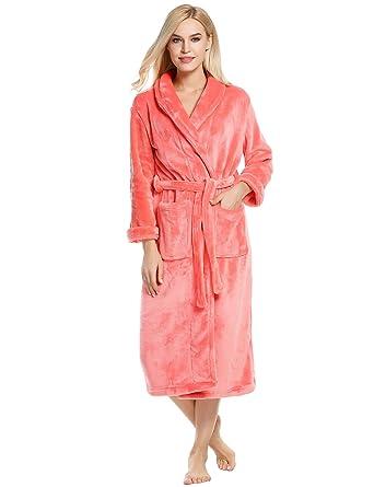 Sexy warm robe