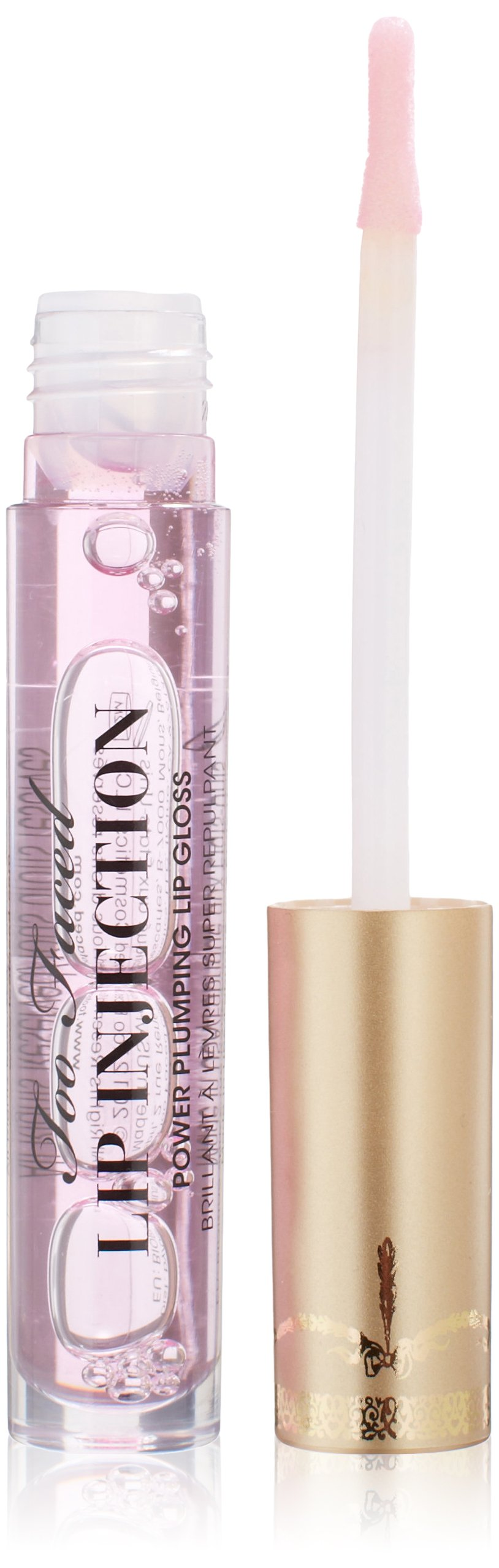 Too Faced Lip Injection Power Plumping Lip Gloss for Women, 0.14 Ounce by Too Faced