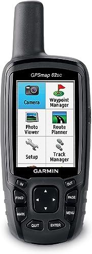 Garmin GPSMAP 62sc Handheld Navigator