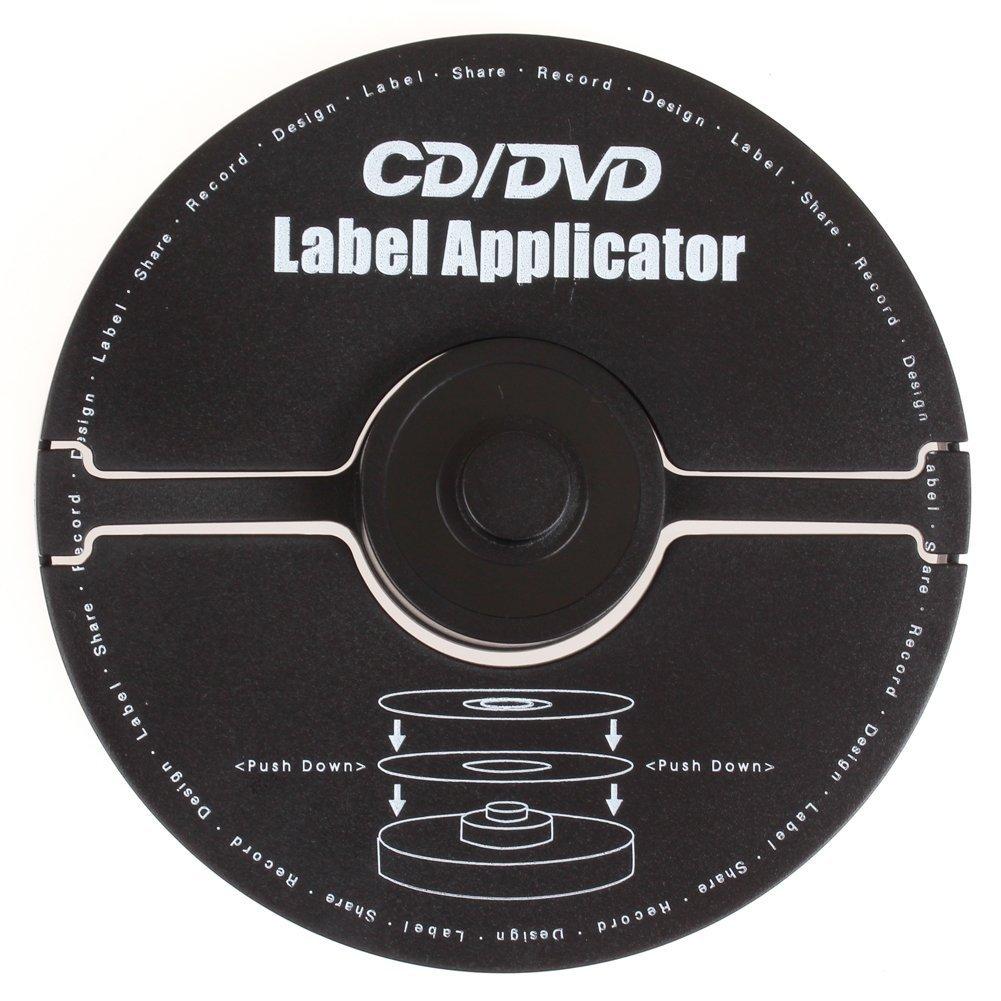 amazon co jp merax ezラベル cd dvdラベルapplicator 40 mm穴 cd