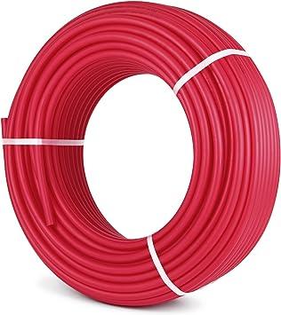 "1//2/"" PEX-AL-PEX Tubing for Radiant Floor Heating Potable Water Application"