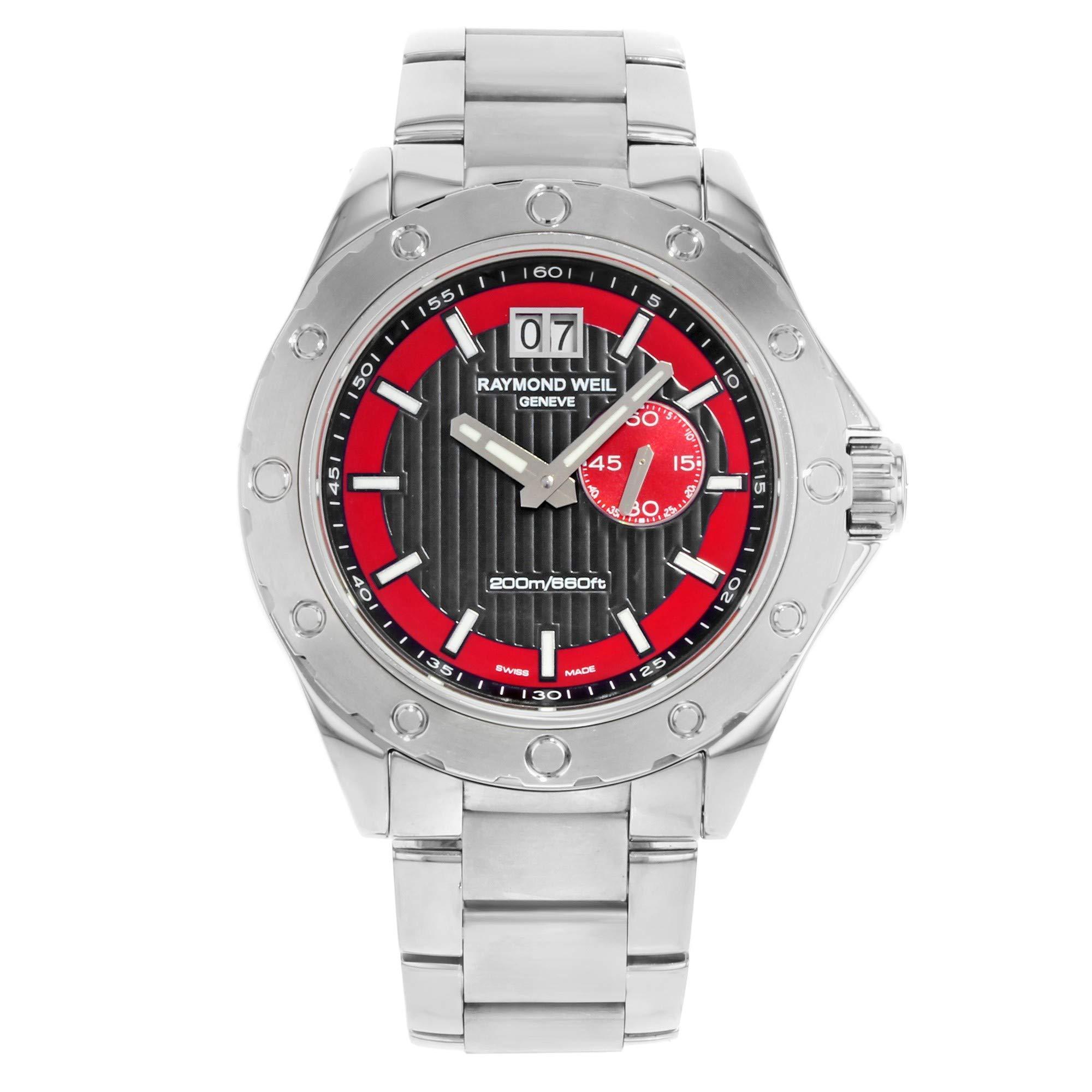 Raymond Weil RW Sport Quartz Male Watch 8300-ST-20041 (Certified Pre-Owned)