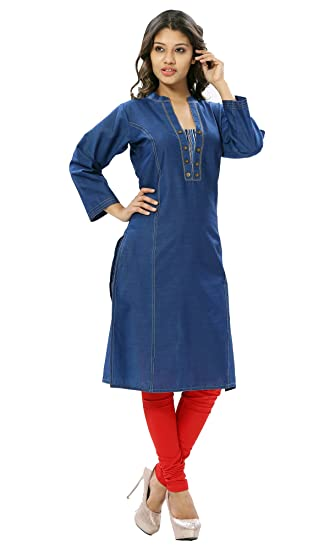 814be67d4d6 Being Women Casual Kurti (Size M)  Amazon.in  Clothing   Accessories