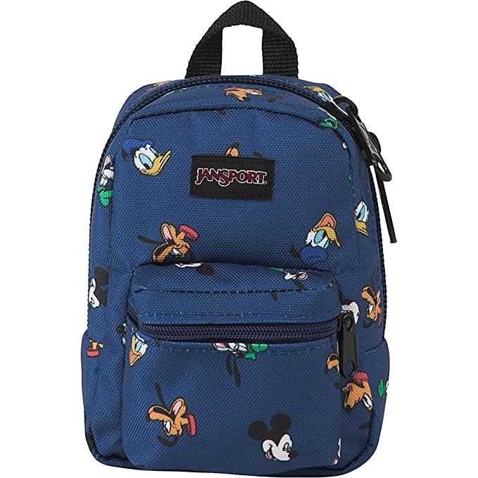41f60501c2a Amazon.com  JanSport Unisex Disney Lil Break Pouch (Gang Dot ...
