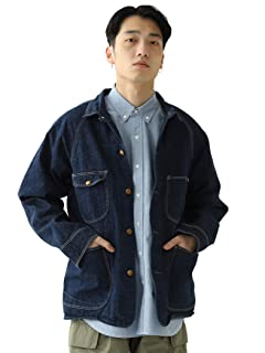orSlow 50s Coverall 03-6140: Rinse
