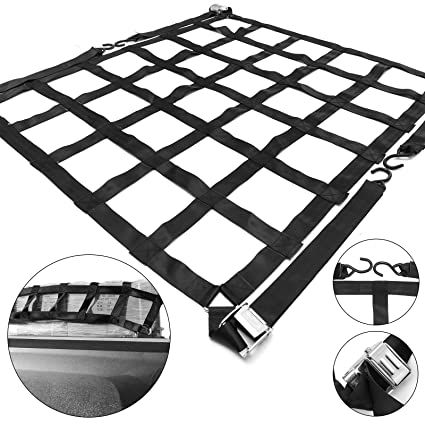 Amazon Com Mophorn Cargo Net 5 5x 4 1 Truck Bed Cargo Net With
