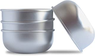 product image for Basis Pet Made in The USA Stainless Steel Dog Bowl