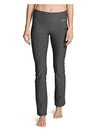 5cb8920df2119 Eddie Bauer Women's Trail Tight Pants at Amazon Women's Clothing store: