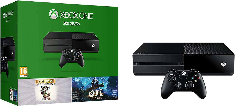 Xbox One 500GB With Ori And Rare Replay [Importación Inglesa ...