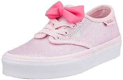 Vans Unisex-Kinder Camden Stripe Sneaker, Türkis (Bow), 35 EU