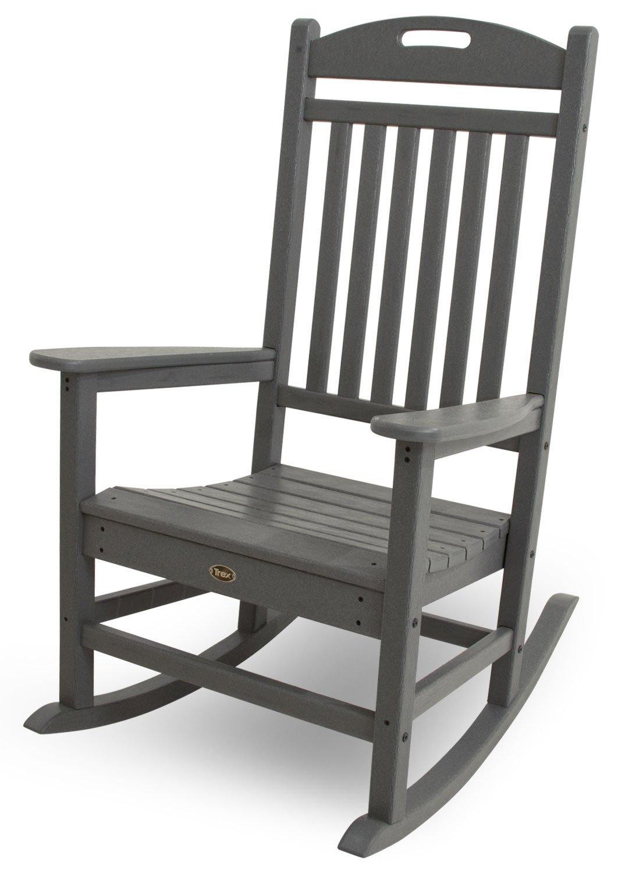Trex Outdoor Furniture Yacht Club Rocker Chair, Stepping Stone