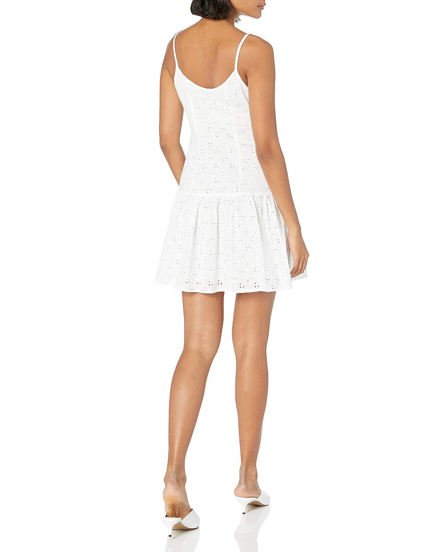 CLAYTON Womens Vine Eyelet Maddie Dress