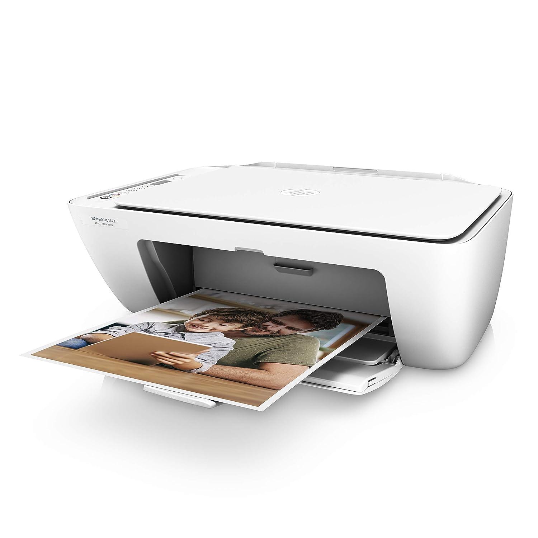 HP DeskJet 2622 A Jet dencre Thermique 7,5 ppm 4800 x 1200 DPI A4 WiFi Multifonctions A Jet dencre Thermique, 4800 x 1200 DPI, 60 Feuilles, A4, Impression directe, Blanc