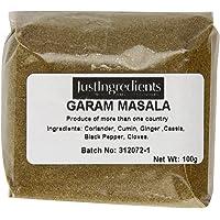 JustIngredients Essential Garam Masala - 5 Paquetes