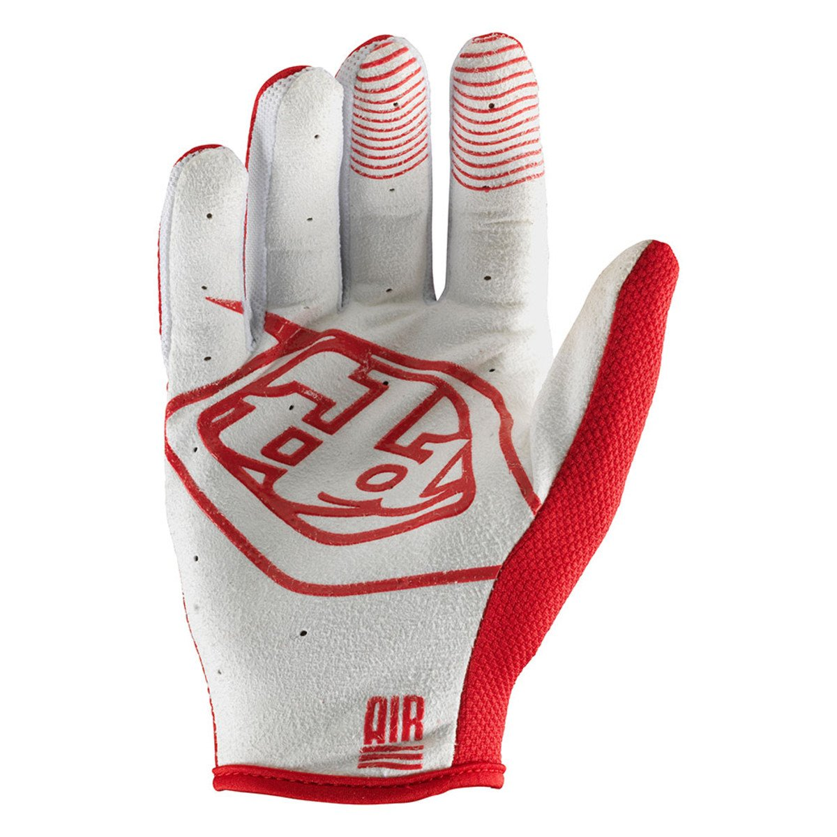 2018 Troy Lee Designs Youth Air Gloves-Flo Orange-YS 406003072