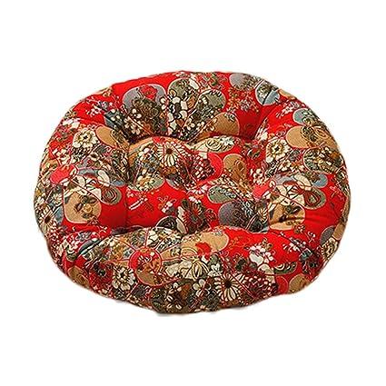 Amazon.com: alibala Thicken Round Meditation Yoga Cushion ...