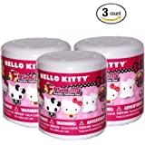 Hello Kitty Hello Kitty Fash'Ems Lot of 3 Mystery Capsule Packs