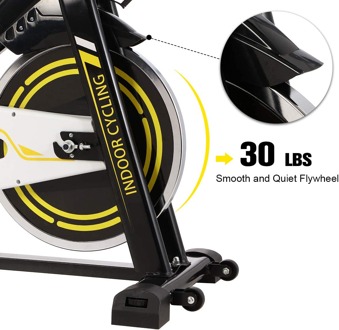 Doufit Indoor Cycling Bike Stationary