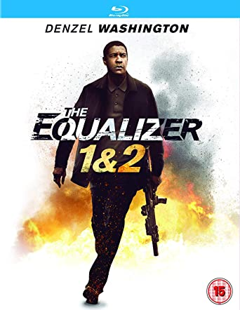 The Equalizer 2 Equalizer Set Blu Ray Uk Import Amazonde Dvd