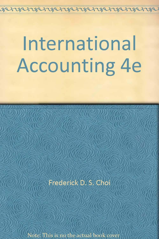International Accounting 4e