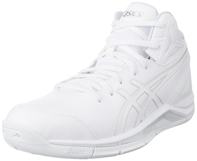 [アシックス] バスケットシューズ GELTRIFORCE 2-slim TBF326 (現行モデル) B00YTK3YO6 28.0 cm ホワイト/ホワイト