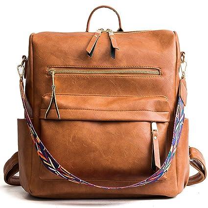 e025c9c35ce1 Amazon.com  New Bagpack 2019 Rucksack Women Bagpacks Femme Travel ...
