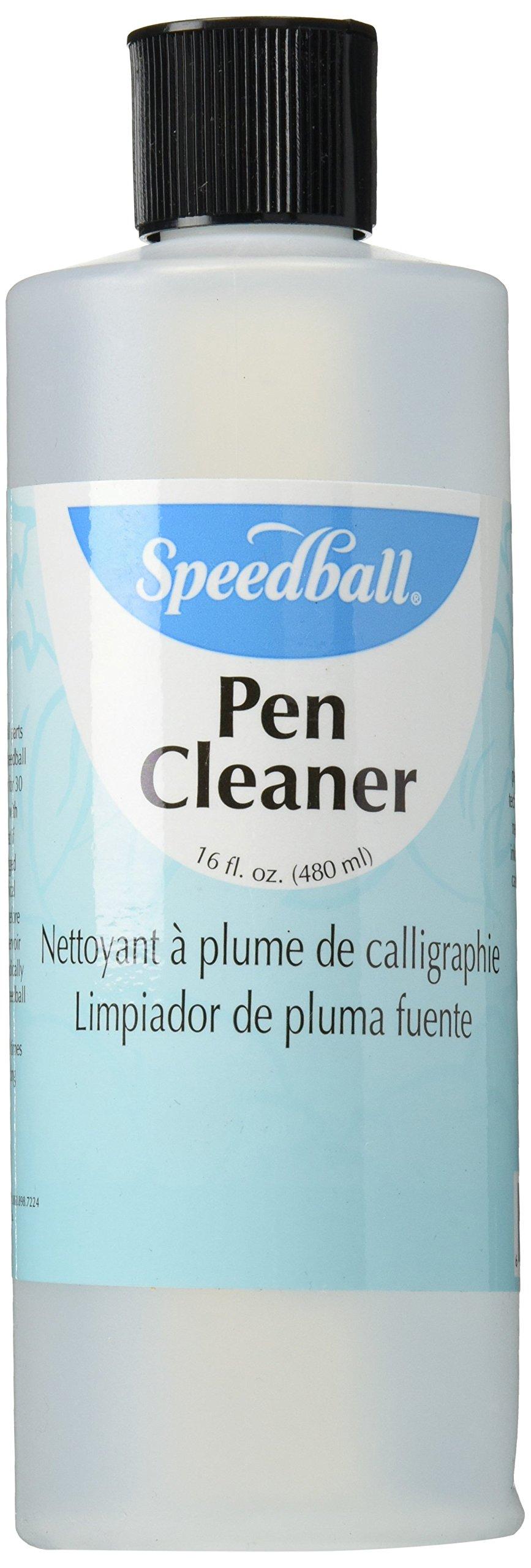 Speedball 16-Ounce Pen Cleaner by Speedball