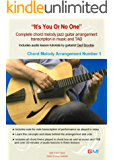It's You Or No One: Complete Chord Melody Jazz Guitar Arrangement In Music And TAB (Solo Jazz Guitar Arrangements - GMI Book 1)