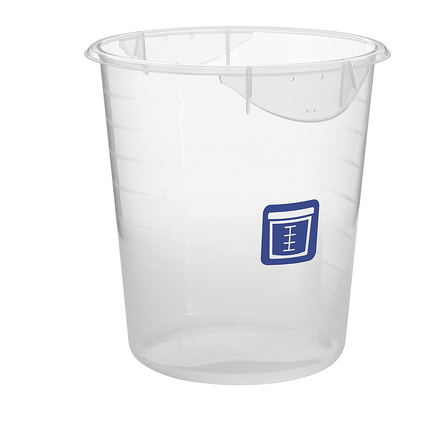 The 9 Best Rubbermaid Commercial 6 Qt Round Storage ...