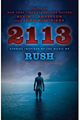 2113: Stories Inspired by the Music of Rush Paperback