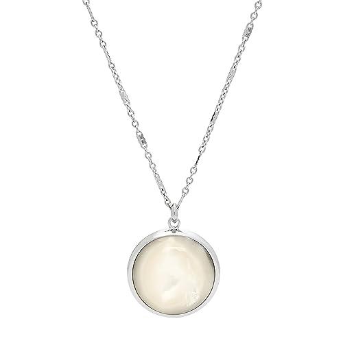 Fossil Collar con colgante Mujer acero inoxidable - JF02915040