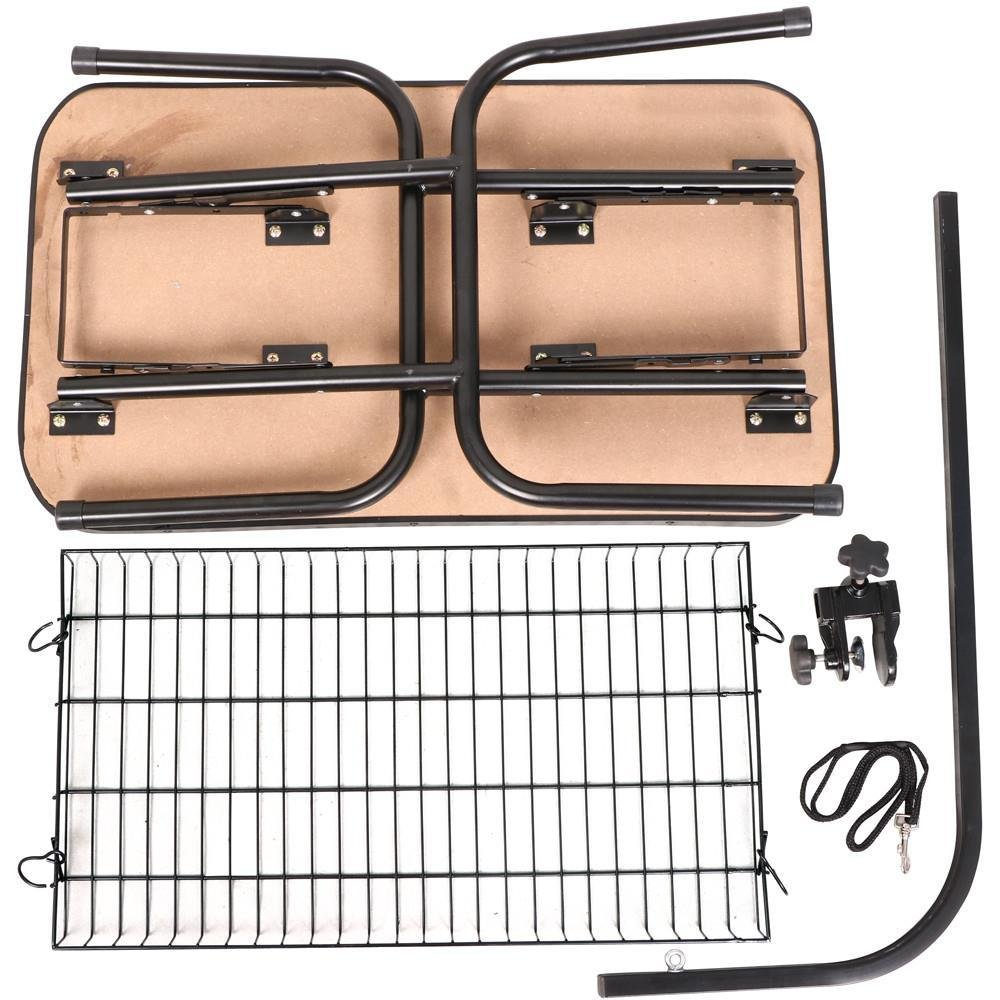 go2buy Adjustable Pet Grooming Table with Arm/Noose and Mesh Tray 32 x 18 x 30 inch by go2buy (Image #6)