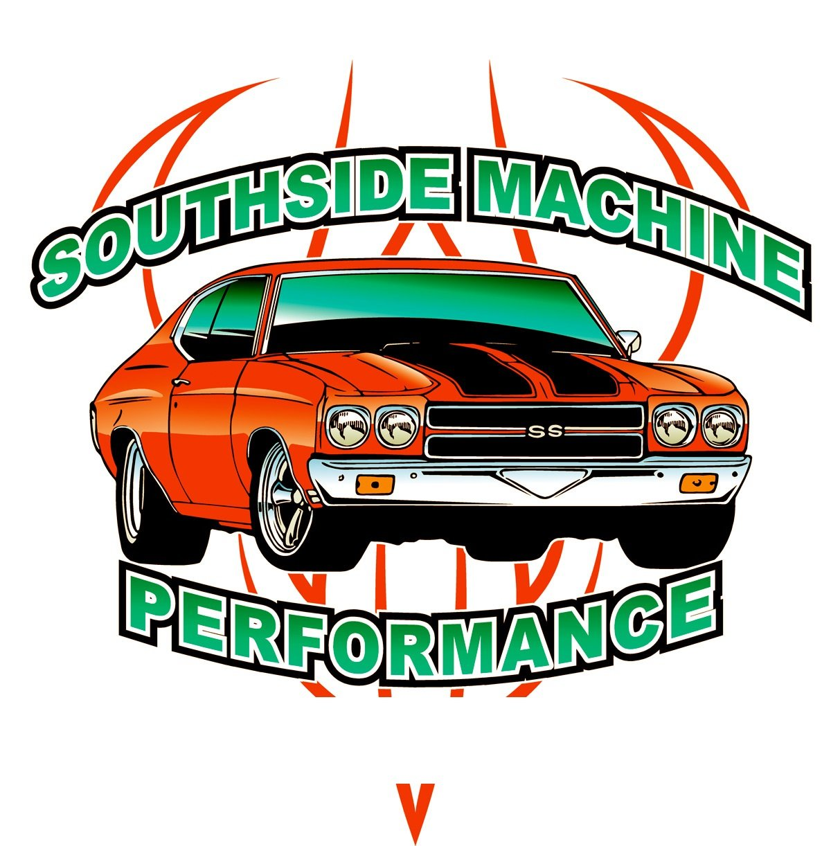 Southside Machine Performance Performance Differential Rear Axle Housing Mount Bushings GM 1965-1988 G Body A Body B Body Chevelle GTO Buick Monte Malibu El Camino SS GNX Laguna Caprice Impala
