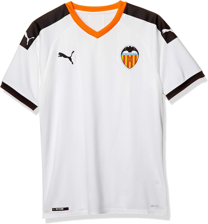 PUMA Valencia CF Temporada 2020/21 - Home Shirt Replica Camiseta Primera Equipación Hombre: Amazon.es: Ropa y accesorios