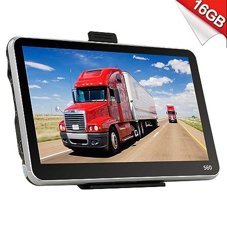 Amazon.com: xgody 5 inch Portable del coche Navegación GPS ...