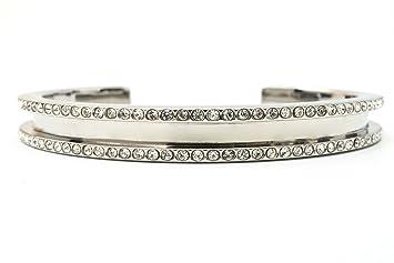 Amazon.com   The Original Hair Tie Bracelet - Allure by Maria Shireen -  Steel Silver - Medium   Beauty dbe4e504107