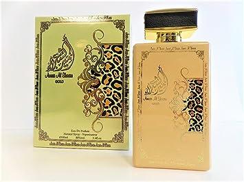 9816c4792 Amazon.com: Ameer Al Shoara - Arabian Eau De Perfume 3.4 fl.oz- 100 ...