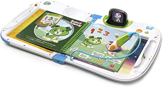 Amazon.com: LeapFrog LeapStart 3D Interactive Learning System, Green: Toys & Games