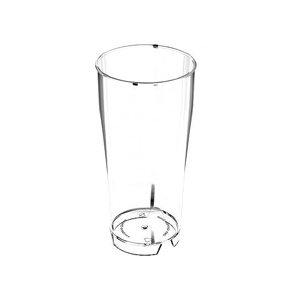 50 Stück Mehrwegbecher 0,2L Willybecher Kunststoffbecher PC glasklar bruchfest