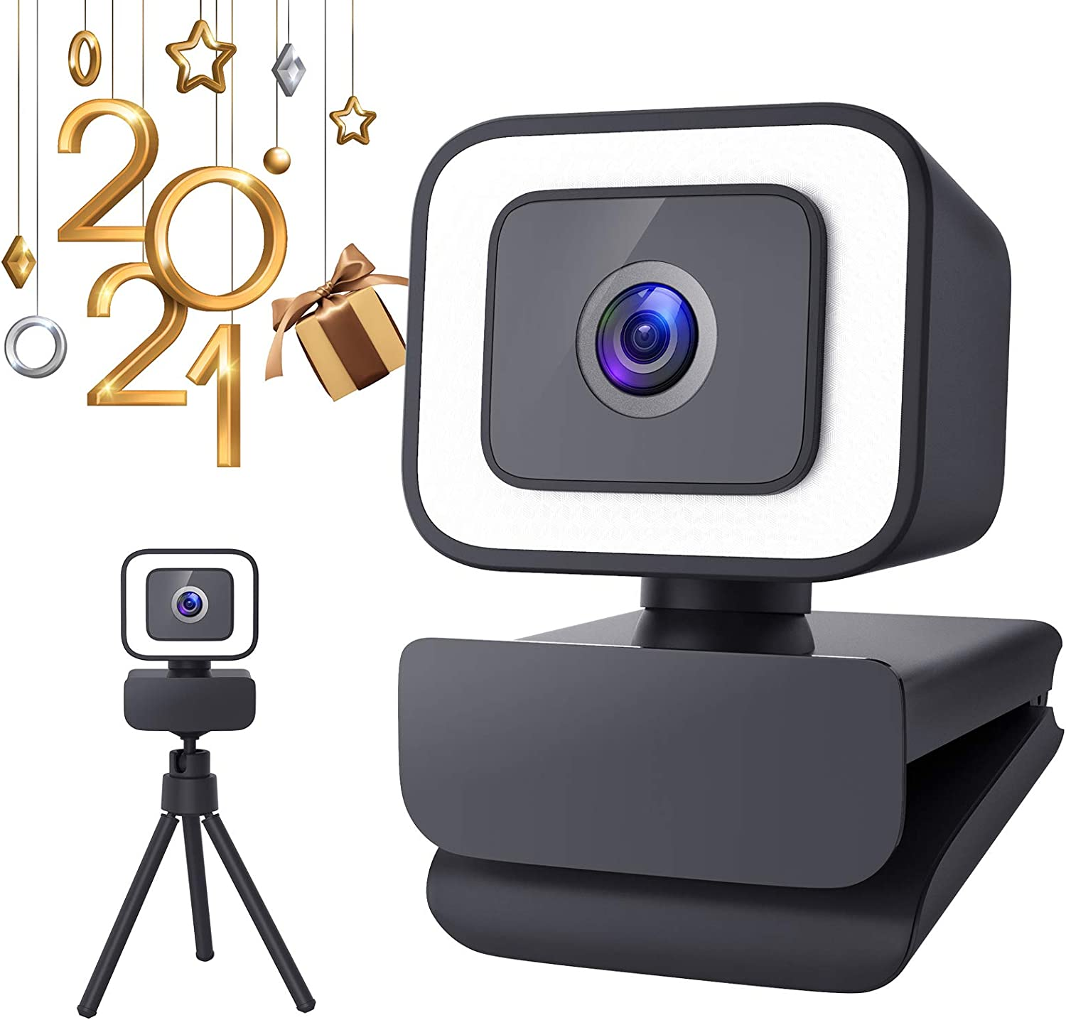 Amazon Promo Code for Webcam with Microphone 1080P Web