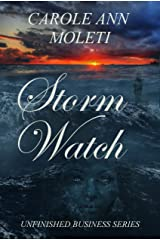 Storm Watch: A Cape Cod Paranormal Romance (The Unfinished Business Series Book 3) Kindle Edition