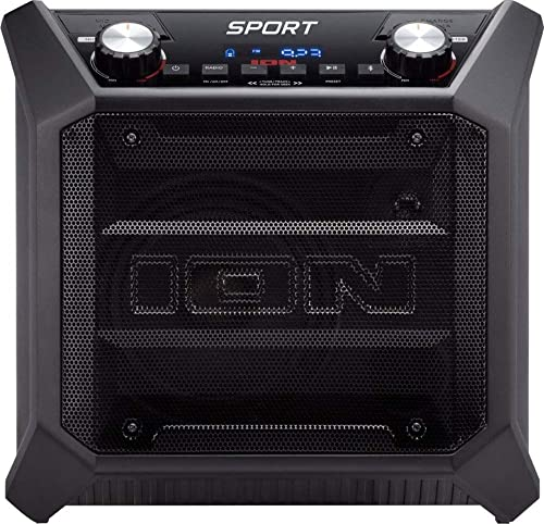 ION Audio Tailgater Sport Portable Bluetooth Speaker