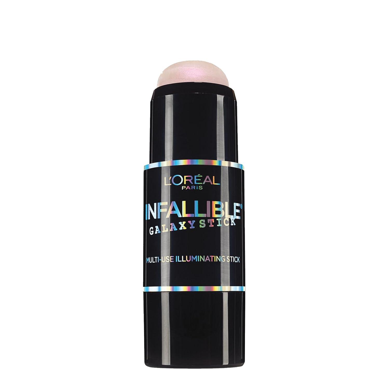 L'Oreal Paris Infallible Galaxy Stick Multi-use Illuminating Stick, 13 Galaxy Gold, 6.7g L' Oreal Paris