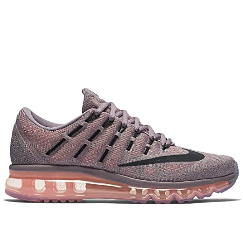 best service 59354 dde27 Nike AIR MAX 2016 womens running-shoes Purple Smoke   Hyper Orange   Violet  Ash   Black 10.5 B(M) US  Amazon.in  Shoes   Handbags