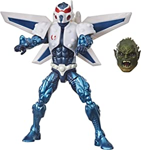 Hasbro Marvel Legends Series Gamerverse 6-inch Collectible Marvel's Mach-I Action Figure Toy, Ages 4 and Up