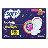 Sofy Anti Bacteria Overnight - XXL (20 Pieces)