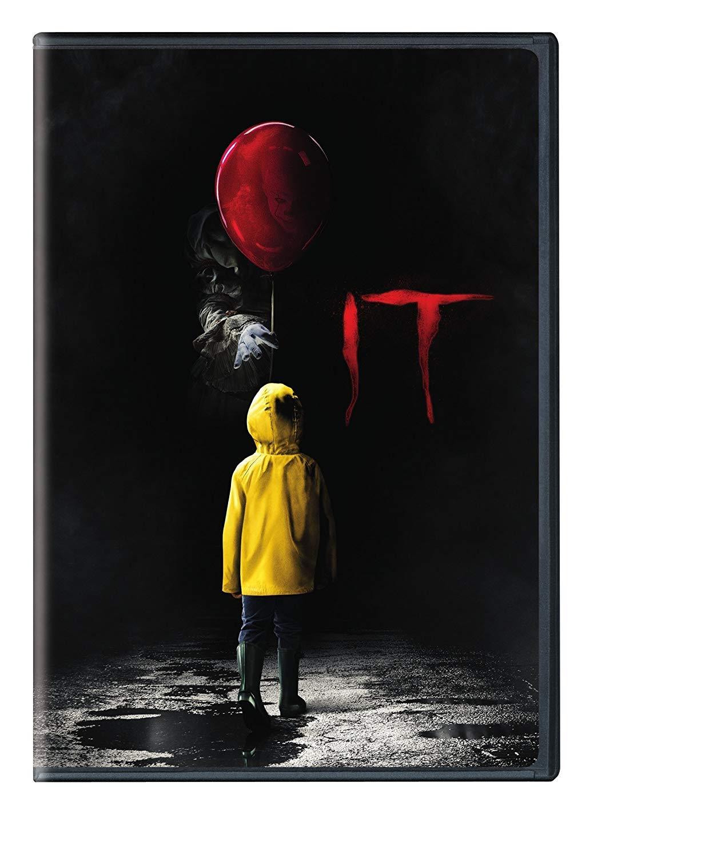 IT (DVD 2018) horror Andy Muschietti